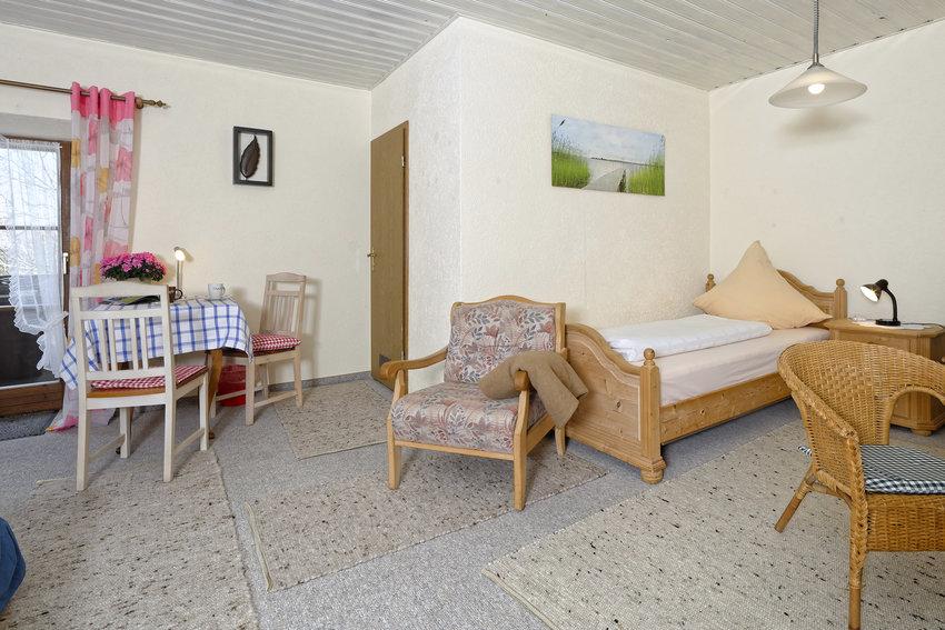Wohn- und Schlafbereich3 Gästezimmer