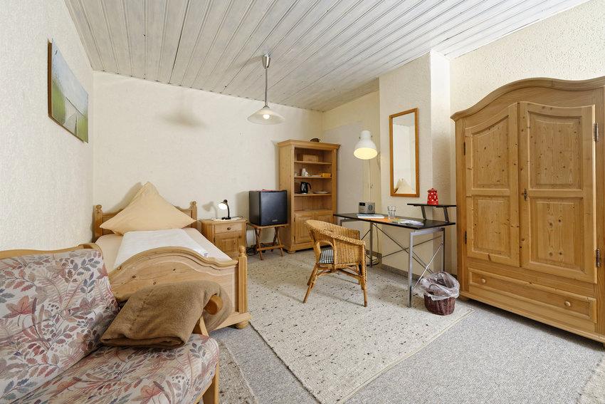 Wohn- und Schlafbereich2 Gästezimmer