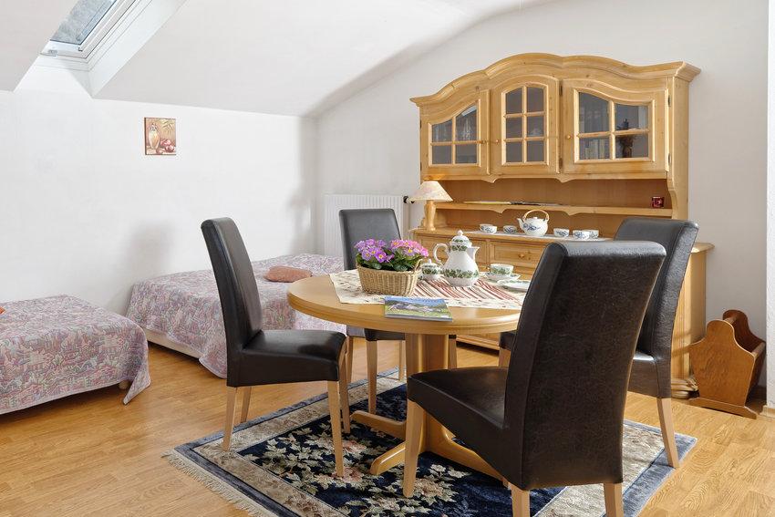 Wohnzimmer Fewo1