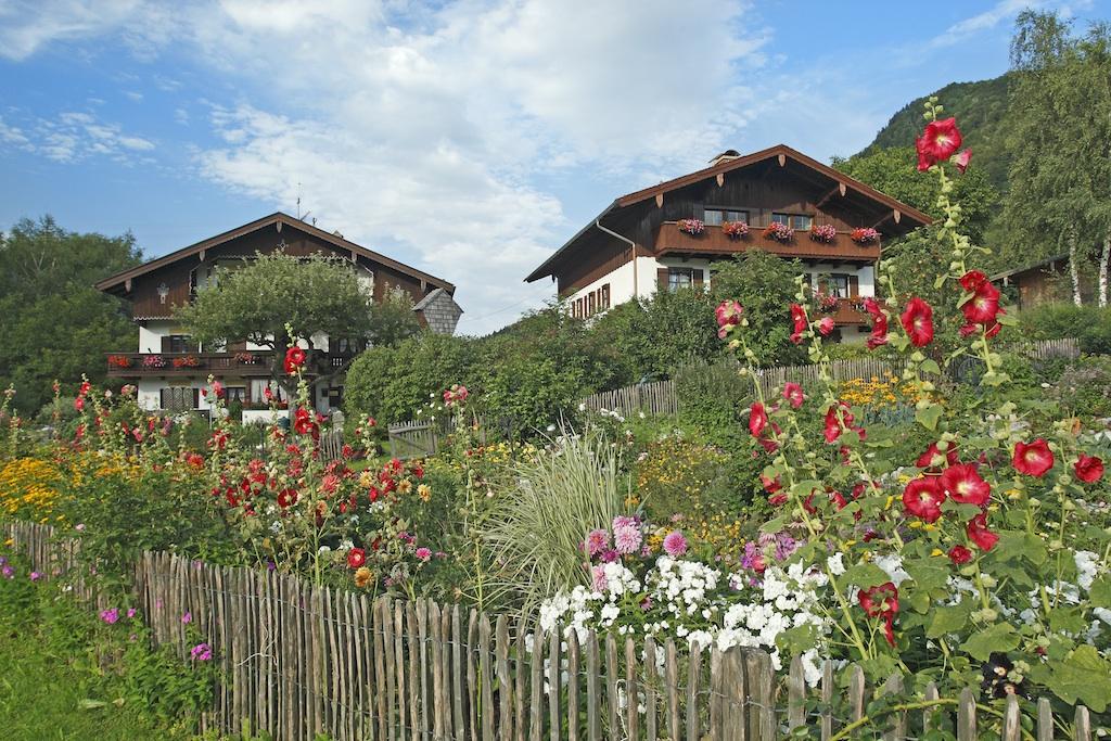 Koyerbauer Aschau Garten